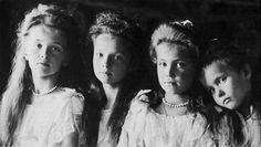 romanov lányok - Google keresés