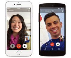 Facebook Messenger Gets Video Calling / TechNews24h.com