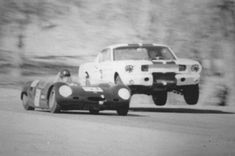Watch the ONLY Known Video of the Shelby Mustang GT-350's First Win! Photo &…