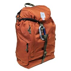 Large Climb Pack in Clay, by Epperson Mountaineering
