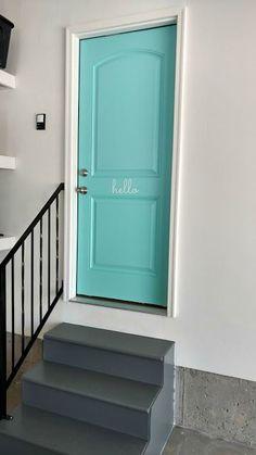 Easily update your garage door entrance to instantly improve the look!