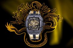 Promoting the spirit of Bruce Lee – Hublot Spirit of Big Bang for Bruce Lee