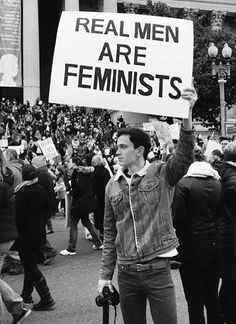 Real Men Are Feminists