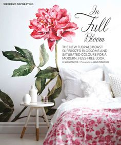 beautiful-floral-diy-decor-ideas- Oh my! would love.