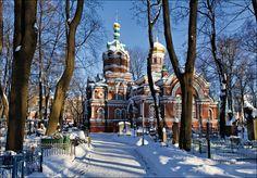Alexander Nevskiy Church, Minsk, Belarus