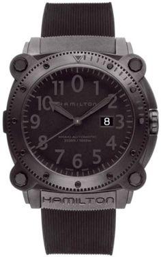 H78585333 - Authorized Hamilton watch dealer - Mens Hamilton BelowZero, Hamilton watch, Hamilton watches