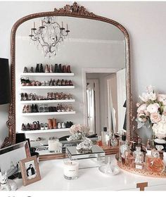 gleaming primrose mirror ideas for your home   how to style the gleaming primrose mirror