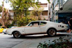 Starring: Oldsmobile Hurst by Jeferson Felix