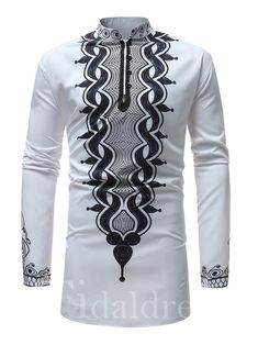 Looking for iLXHD Men's Top Blouse Autumn Winter Luxury African Print Long Sleeve Dashiki Shirt ? Check out our picks for the iLXHD Men's Top Blouse Autumn Winter Luxury African Print Long Sleeve Dashiki Shirt from the popular stores - all in one. African Men Fashion, African Wear, Ethnic Fashion, African Style, Fashion Men, Fashion Rings, Fashion Boots, Fashion Ideas, Tribal Shirt