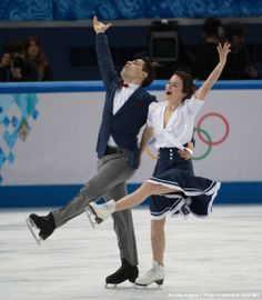 By MCT McClatchy-Tribune Getty Images Italy's Anna Cappellini and Luca Lanotte perform during the team pairs ice dance short dance program a...