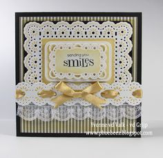 Spellbinders DT 2013, card