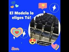 💗Hogar Auditorios Templos Eventos Matrimonios Casinos +569-65420522 / +5... Iglesias, Temples, Table And Chairs, Mesas, Chair Bed, Music Stand, Auditorium
