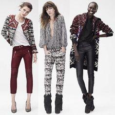 Isabel Marant for H&M Pics Leaked!