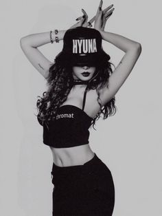 Find images and videos about fashion, style and hair on We Heart It - the app to get lost in what you love. K Pop, Hyuna Photoshoot, My Girl, Cool Girl, Hyuna Kim, Girl Artist, E Dawn, Triple H, Asian Celebrities