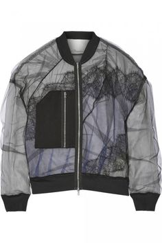Jimi Roos Embroidered Bomber Jacket, £554 - The 20 Bomber Jackets You'll Be Wearing This Season