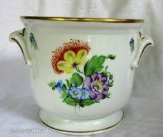 Herendi porcelán kaspó Hungary, Tableware, Dinnerware, Tablewares, Dishes, Place Settings
