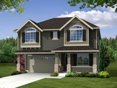 I love houses that look like it could be real house. I try to play as realistic as possible.