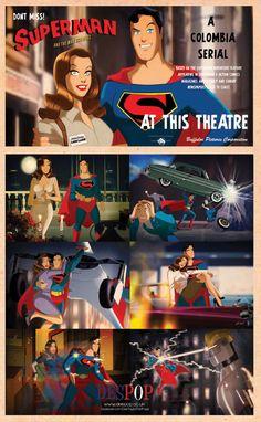 Superman Classic by Des Taylor by DESPOP.deviantart.com on @deviantART