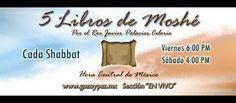 Estudiios De La Torah! Audios y Escritos Completamente gratis ! En http://www.gozoypaz.mx/