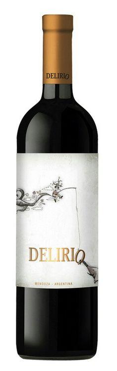 Delirio Blend 2011 - Bodega San Antonio Wines maximum