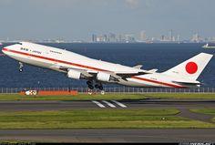 Japan - Air Force 20-1102 Boeing 747-47C
