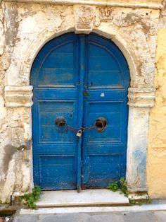 #Rethymnon #Crete #Greece #doors