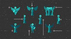 ¿Cuánto sabes de los ángeles? - BBC Mundo