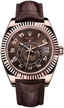 Rolex Watches - Sky-Dweller - Style No: 326135