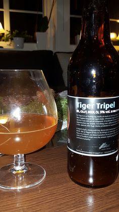 Nøgne Ø. Tiger trippel.