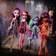 Haunted. One word amazing! ❤️ The fashion designs!