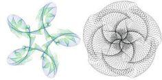 First Art by Spirograph!