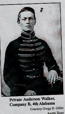 4th AL Inf., Co. B - Tuskegee Zouaves / Alabama Zouaves