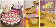 baby shower ideas for girls | Baby shower games tend to get a little cheesy so I kept it simple.