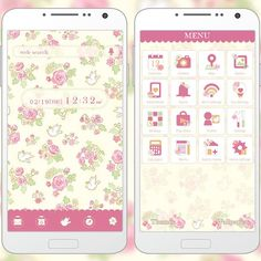 Design Name:Spring Garden Available From:2/26 2015(EST) #plushome #cute #wallpaper #love #kawaii #design #icon #girl #follow #fashion #code #style #beautiful #flower