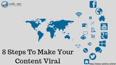 8 Easy Steps to learn the Art of making your content Viral Check Email, Content Marketing, Digital Marketing, Ab Testing, Core Work, Seo Keywords, Email Campaign, Blog Writing
