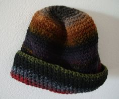 Hand Crocheted Noro Wool Hat 100 Wool by LandOfYarnia on Etsy, $29.00