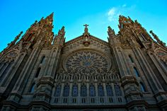 Main church of Arrucas... by Tommy Nielsen, via 500px