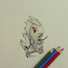 Una nueva ronda de Pokémon súper adorables