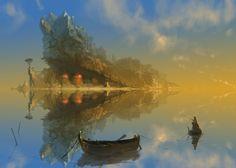 Fishing Trip - Dreaming  by Dimitar Marinski