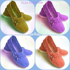 (60) Одноклассники Crochet Shoes, Baby Shoes, Footwear, Kids, Instagram, Clothes, Fashion, Shoes, Women Sandals