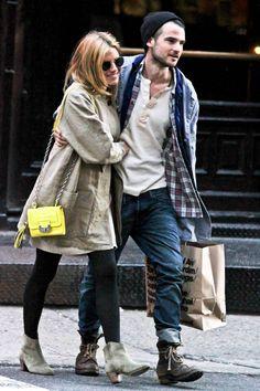 Sienna Miller & Tom Sturridge