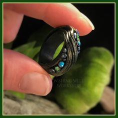 Polymer Clay Woodland Ring-Wishing Well Workshop