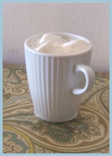 Nutella hot chocolate, amazing and easy to make!