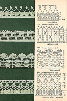 These free crochet tips are always helpful to use in dish towels, napkins or even in swaddling babies or crochet fronhas. Nozzle, as we call it, was the. Débardeurs Au Crochet, Crochet Cord, Crochet Quilt, Crochet Books, Tapestry Crochet, Thread Crochet, Filet Crochet, Irish Crochet, Crochet Stitches