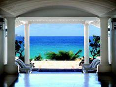 beach house by the sea