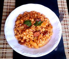 Gyors magyaros - Pásztortarhonya | A tetovált lány konyhája