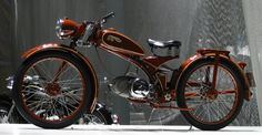 """Norbert Riedel's """"Imme R100"""""""