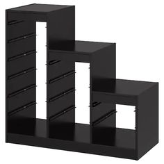 Keeping a clutter-free home can be easy with IKEA's innovative and durable kid's storage furniture and cube storage solutions that's great for every age. Toy Organizer Ikea, Ikea Toy Storage, Toy Organization, Cube Storage, Wall Storage, Storage Boxes, Wall Shelves, Organizing Toys, Kids Storage Furniture