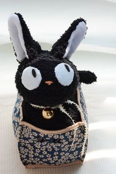 Grace--#222 sock cat (黑貓)