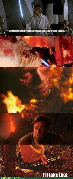 Obi-wan is such a liar
